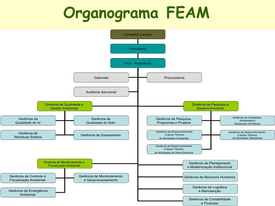 Organograma FEAM