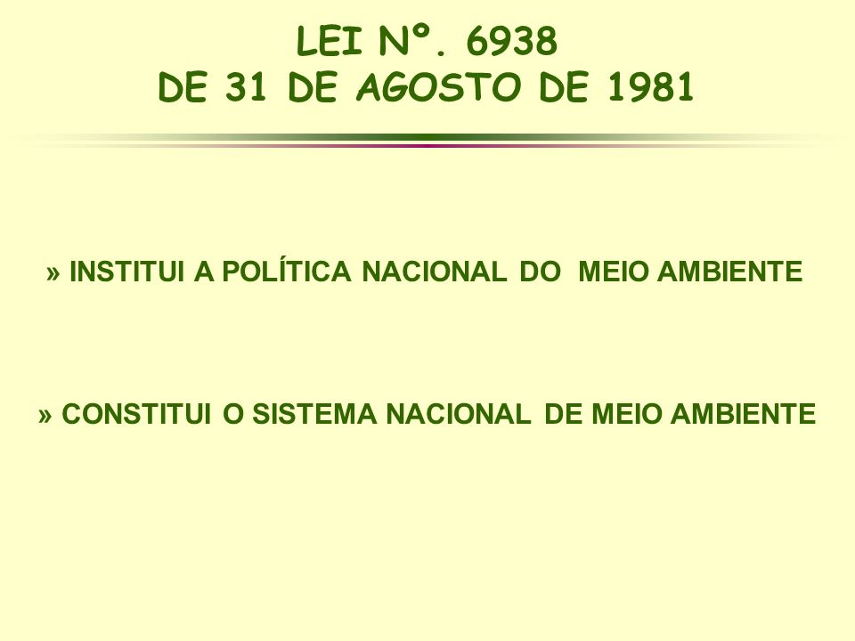 Licenciamento Ambiental - documentos