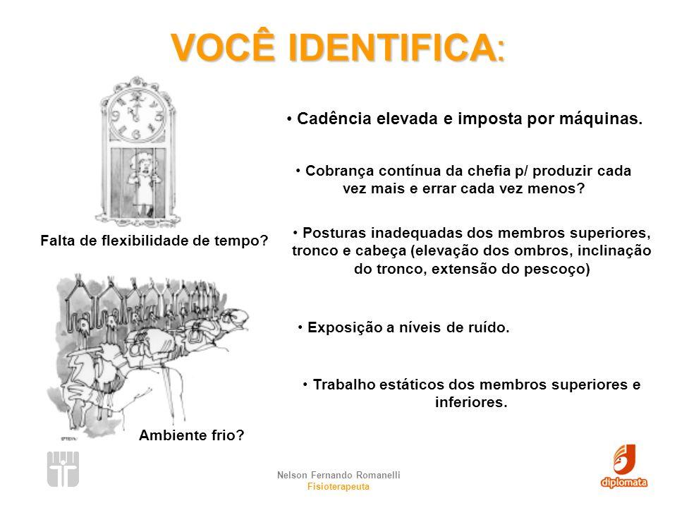 Nelson Fernando Romanelli Fisioterapeuta QUAL FOI O RESULTADO DA INVESTIGAÇÃO.