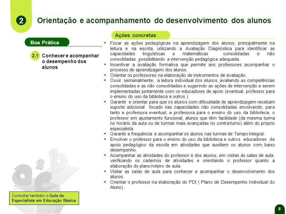 7 Conhecimentos, competências e habilidades 1 Boa Prática Ações concretas Dominar o conteúdo necessário para o bom desempenho da função 1.1 Consultar