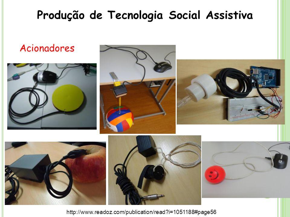 Mouses http://www.readoz.com/publication/read?i=1051188#page60 Produção de Tecnologia Social Assistiva