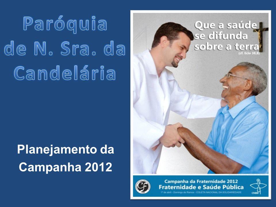 CADA SETOR DEVE: 1- Fazer encontros propostos pela CF (5 encontros) 2- Discutir a temática e propor ações para o Dia da Saúde 3- Mobilizar para Coleta da Solidariedade (1º de Abril de 2012)