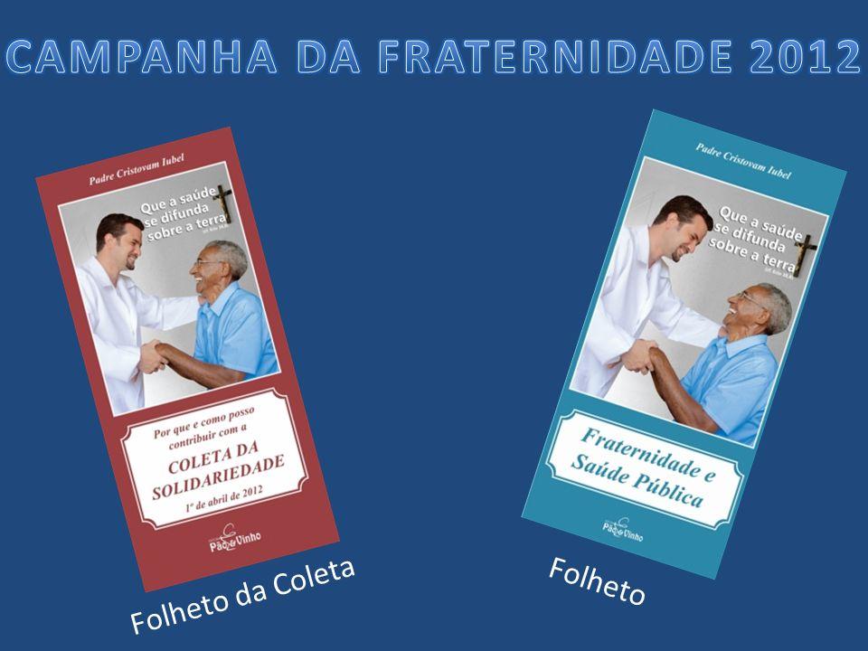Folheto da Coleta Folheto