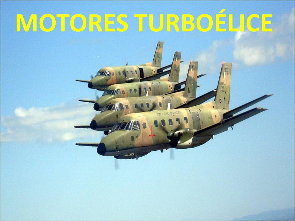 MOTORES TURBOÉLICE