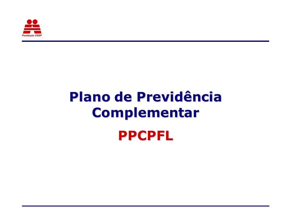 Plano de Previdência Complementar PPCPFL