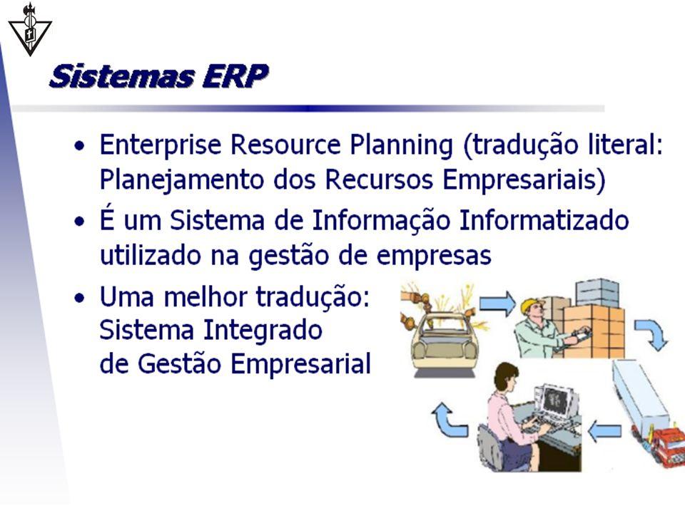 ERP: Principais Características e modulares