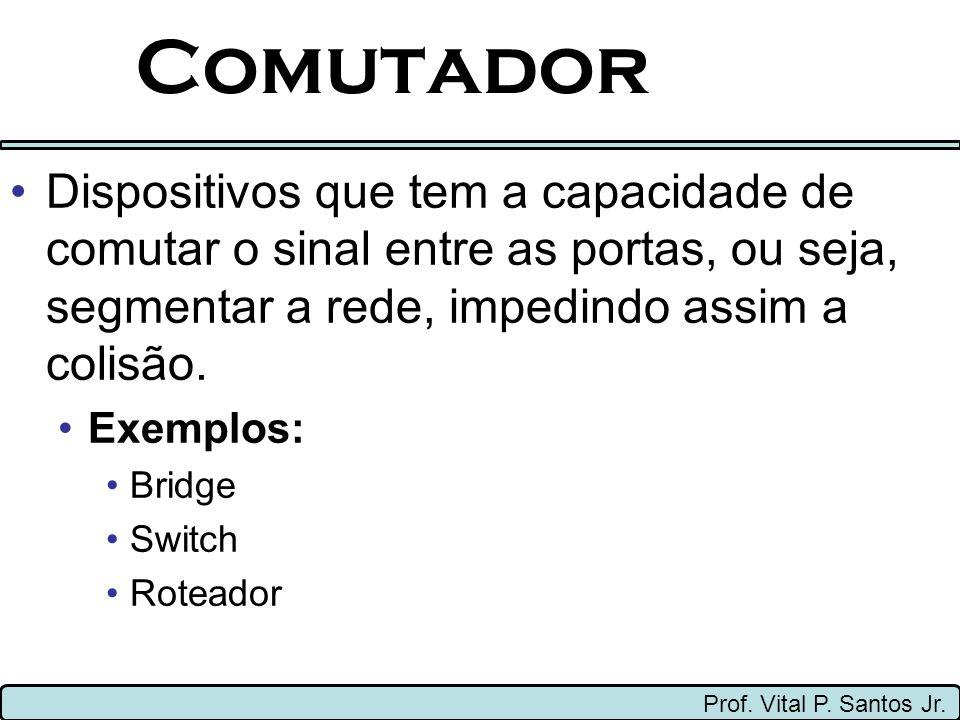 Switch Prof.Vital P. Santos Jr.