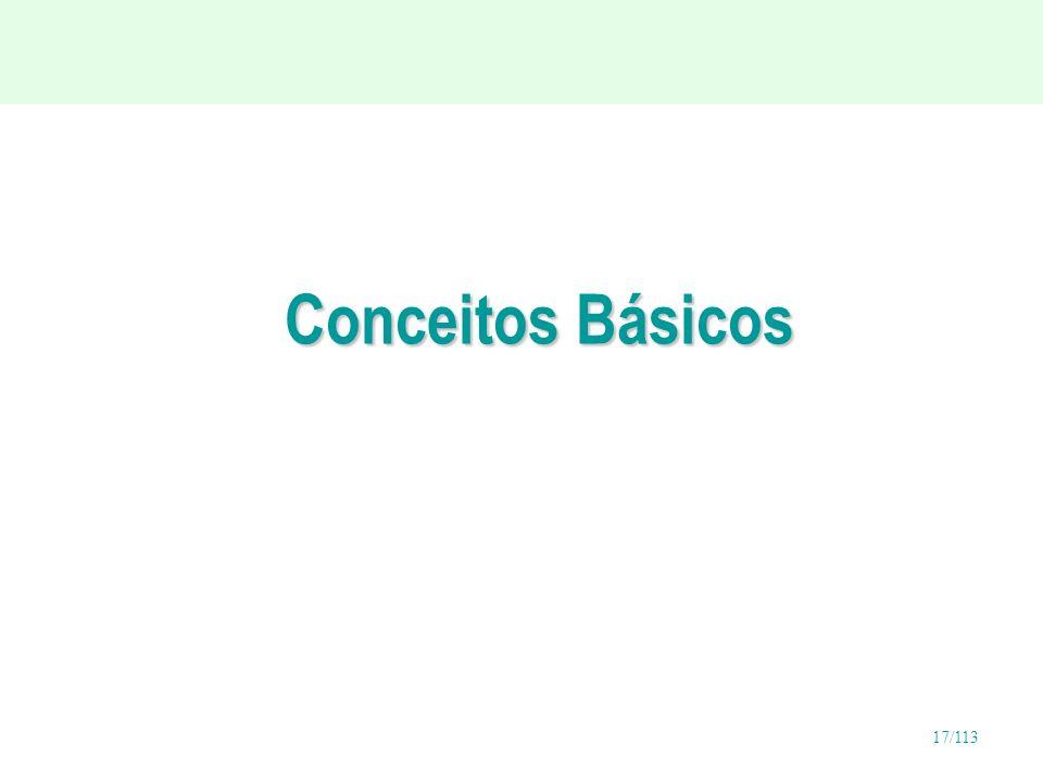 17/113 Conceitos Básicos