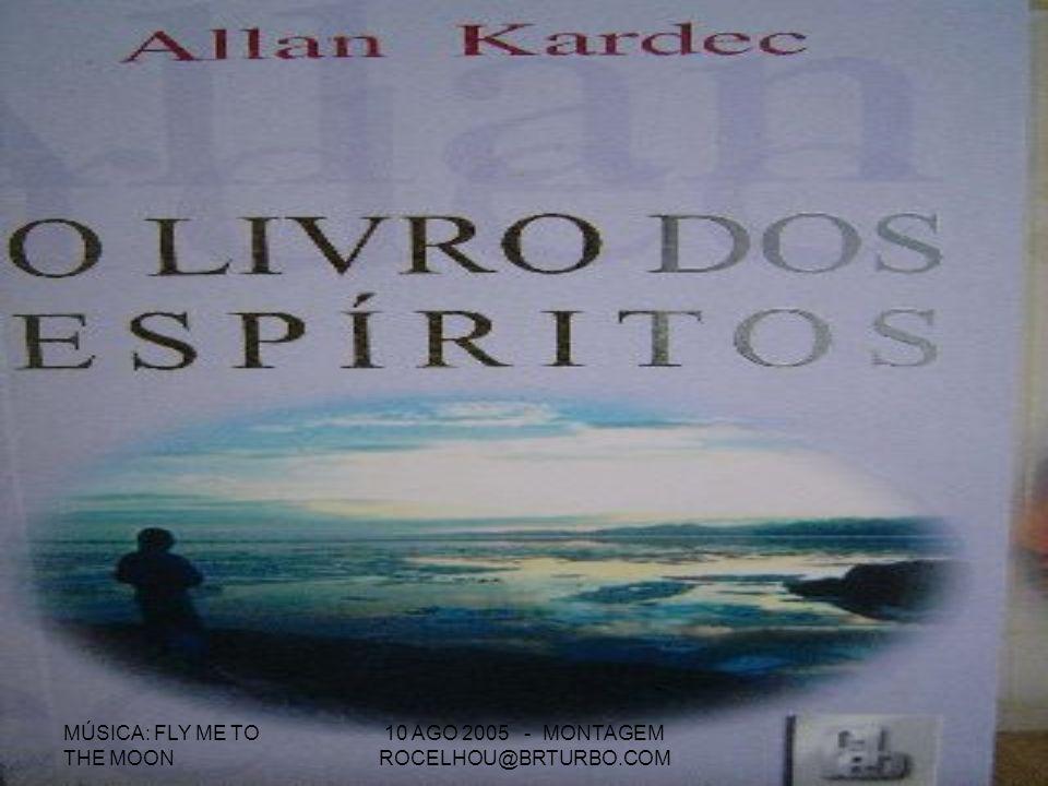 MÚSICA: FLY ME TO THE MOON 10 AGO 2005 - MONTAGEM ROCELHOU@BRTURBO.COM O Dr. Carlos Travassos havia empreendido a primeira tradução das obras de Allan