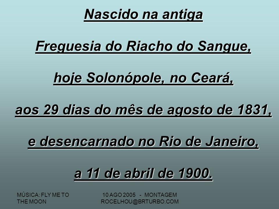 MÚSICA: FLY ME TO THE MOON 10 AGO 2005 - MONTAGEM ROCELHOU@BRTURBO.COM NÃO PRECISAMOS ENCARECER AOS TEUS OLHOS A DELICADEZA DA MISSÃO, MAS, COM A PLEN