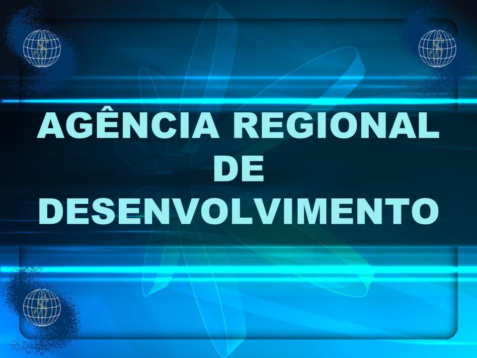AGÊNCIA REGIONAL DE DESENVOLVIMENTO