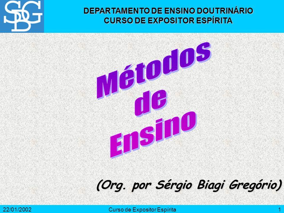 22/01/2002Curso de Expositor Espírita12 LEROY, FORD.