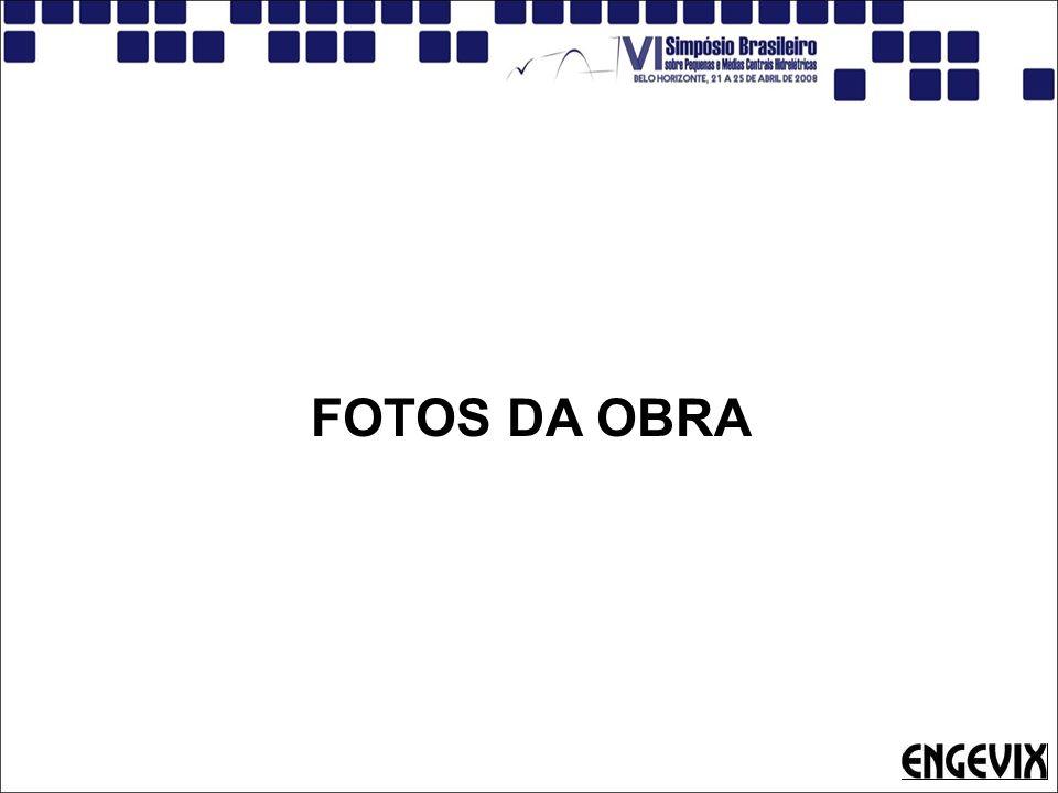FOTOS DA OBRA