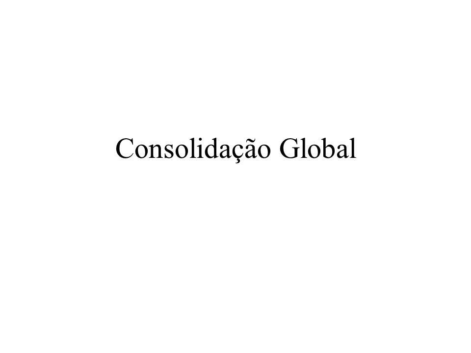 Consolidação Global