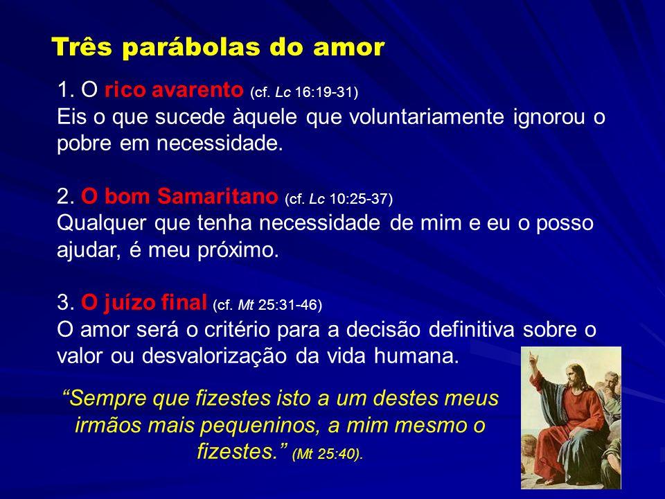 Jesus Cristo – o amor encarnado de Deus (12-15) Jesus é o amor de Deus em carne e sangue. É ali que estas verdades podem ser contempladas. A partir de