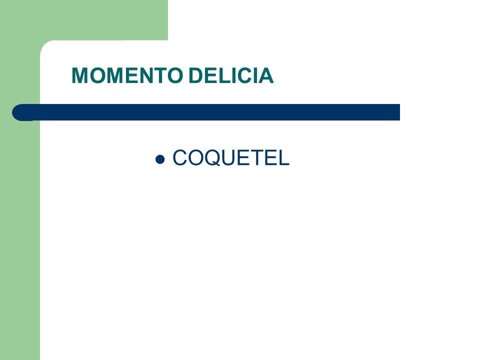COQUETEL MOMENTO DELICIA