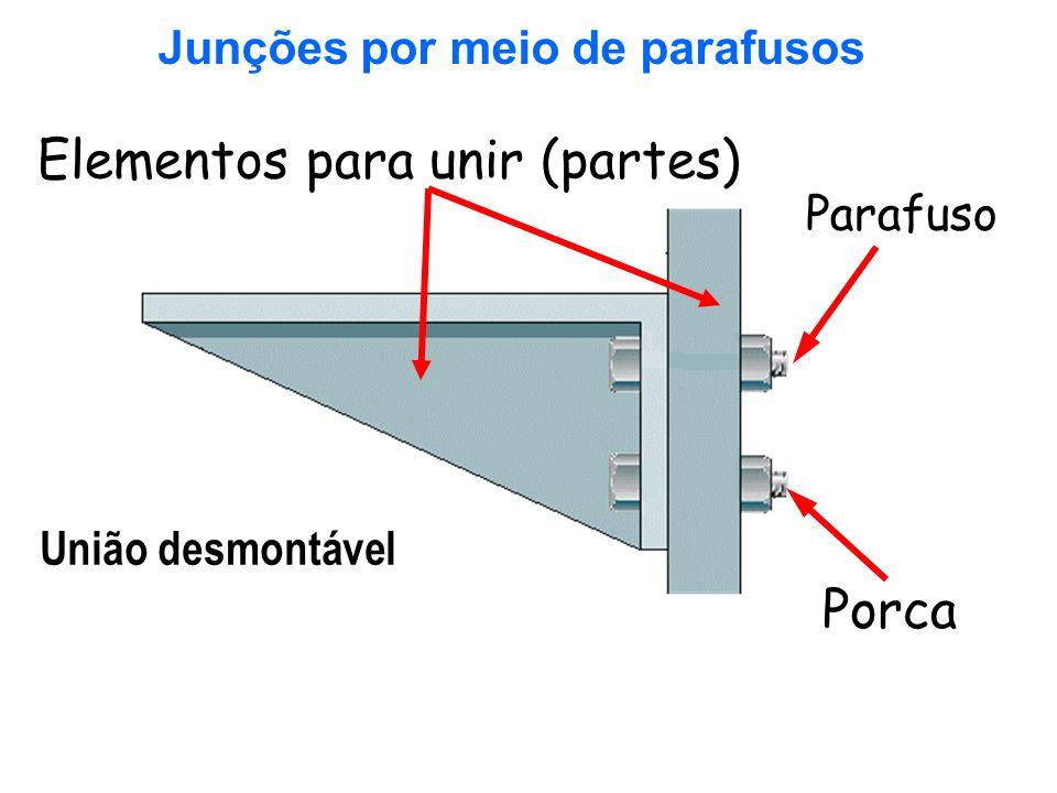 4- Determina-se o diâmetro: P o = 2257,2 N