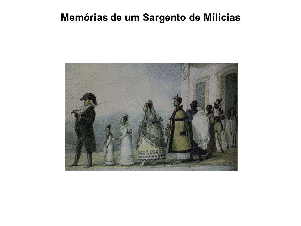 Memórias de um Sargento de Mílicias