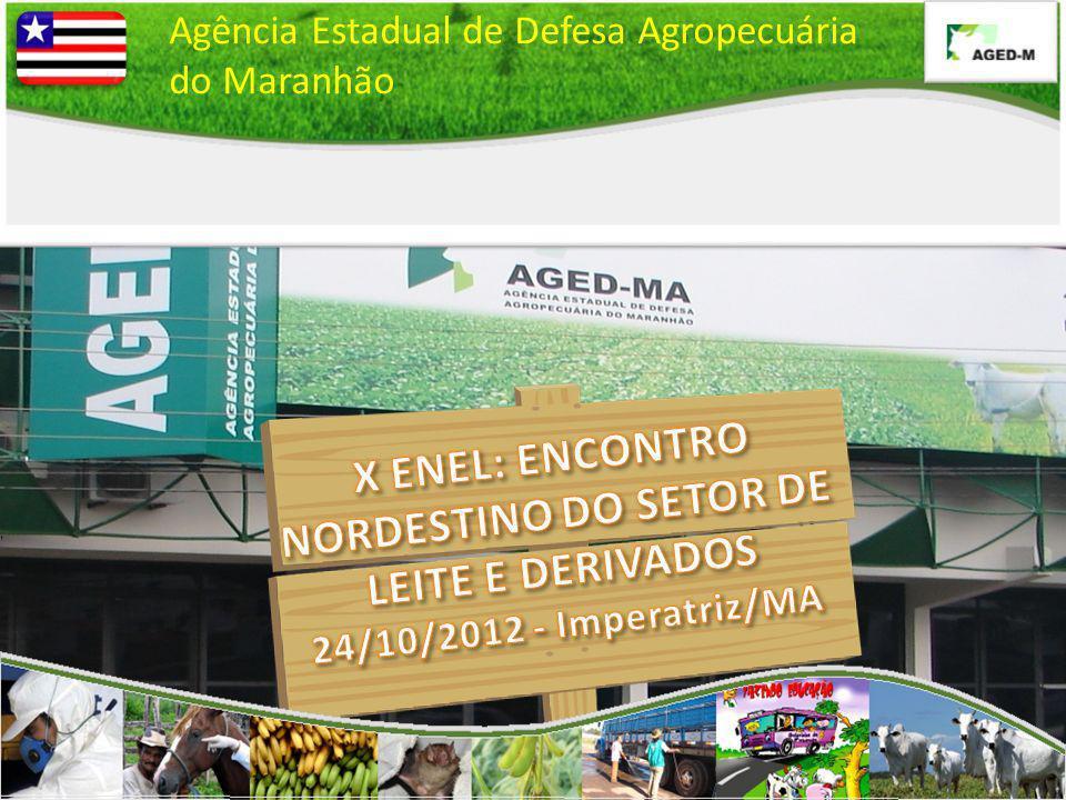 Agência Estadual de Defesa Agropecuária do Maranhão