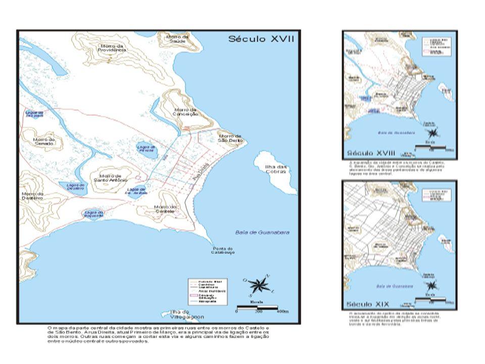 Animação da vida urbana: centralidade do porto.