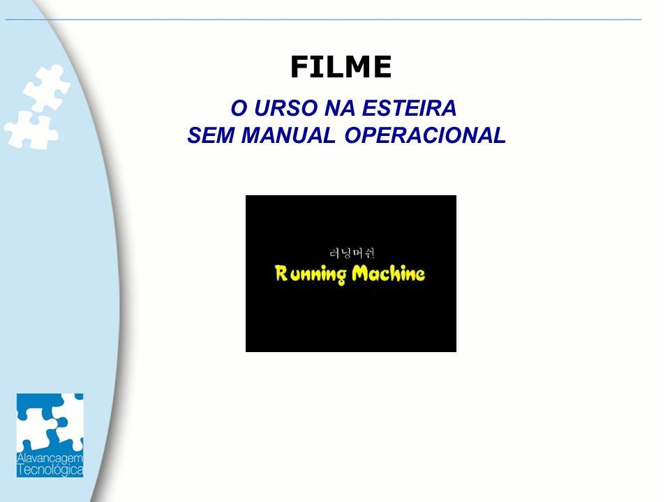 FILME O URSO NA ESTEIRA SEM MANUAL OPERACIONAL