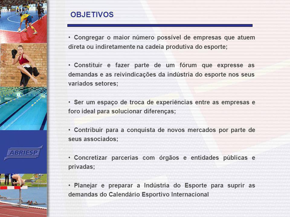 Medidas adotadas em virtude dos compromissos com os Megaeventos Esportivos: Projeto de Lei Nº 7.422/2010 Desoneração de tributos federais para a construção e reforma de estádios que serão utilizados na Copa.