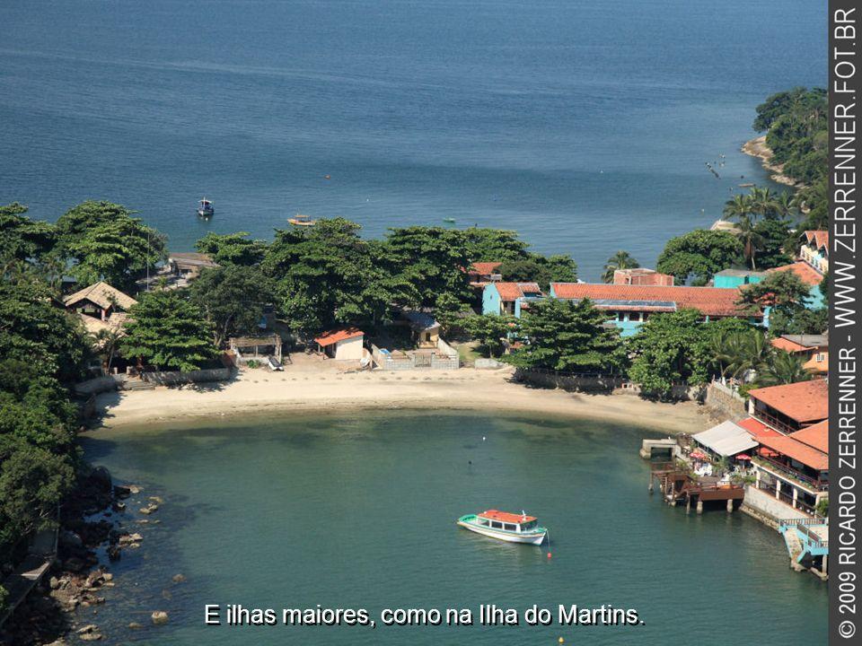 Itacuruçá tem muitas faces. Todas lindas, tal como é a baía que a acolhe.