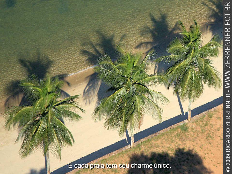 Na Baía de Sepetiba cada lugar é uma atração à parte.