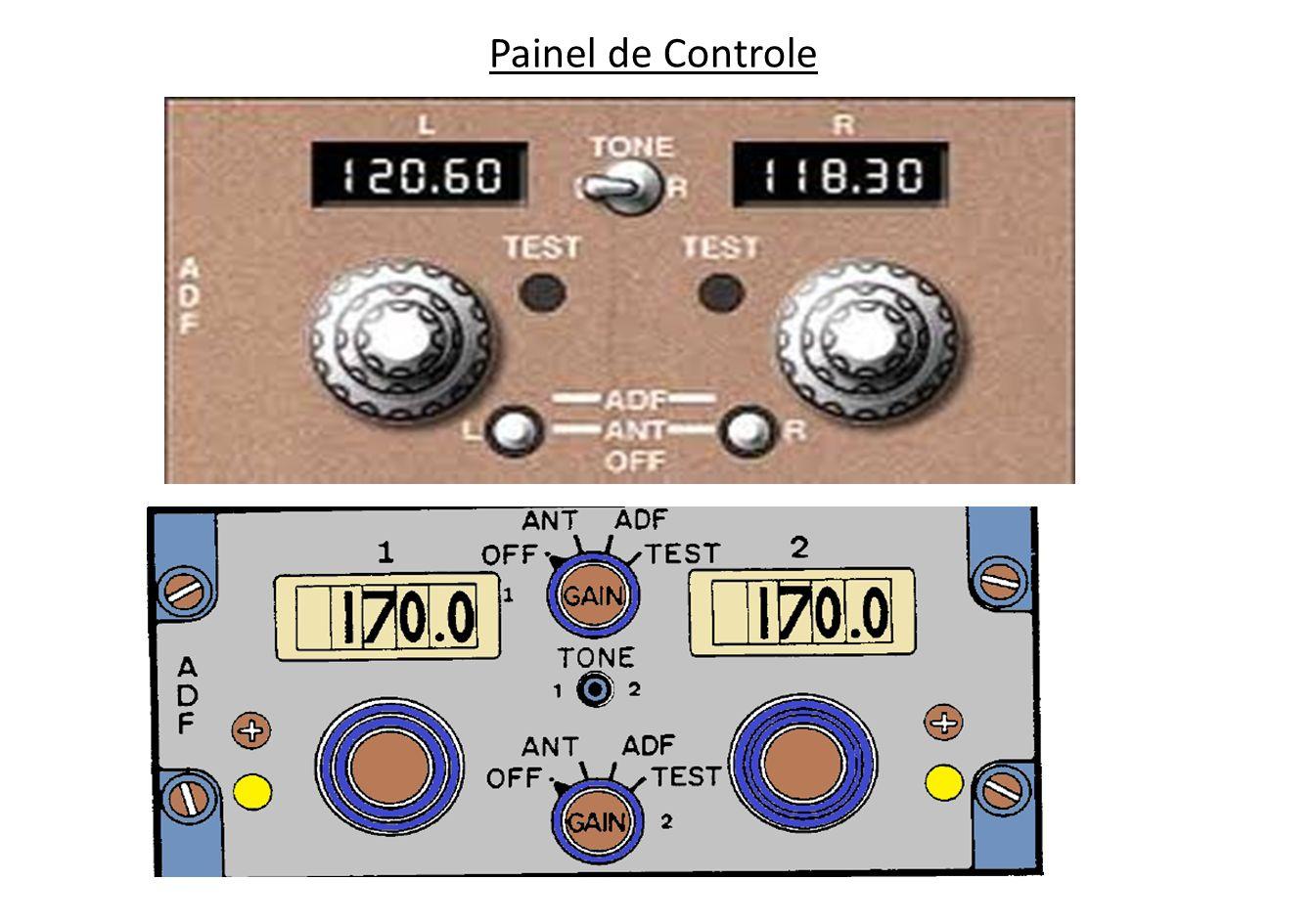 SISTEMA ATC (AIR TRAFFIC CONTROL) TRANSPONDER, é utilizado em conjunto com o radar de observação de terra, com a finalidade de fornecer uma identificação positiva da aeronave na tela de radar do controlador.