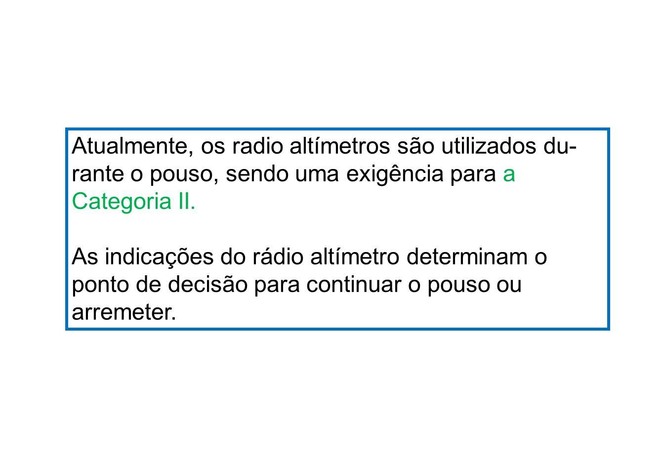 TRANSCEPTOR DE RADIO ALTÍMETRO INDICADOR DE ALTITUDE ANTENA DO RECEPTOR ANTENA DO TRANSMISSOR FONTE DE FORÇA DIAGRAMA BLOCO DO RADIO ALTÍMETRO