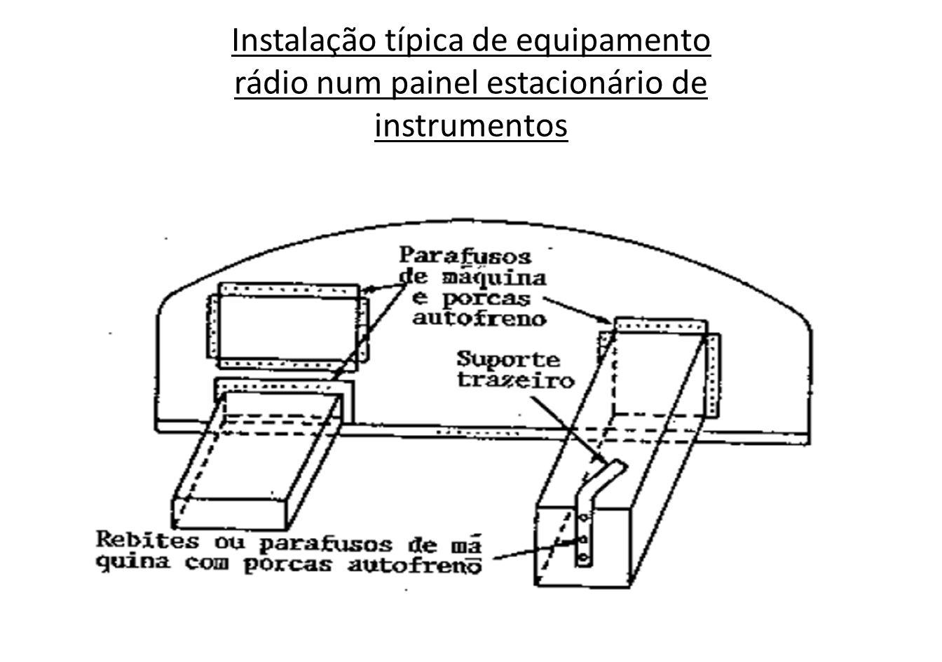 Arrefecimento e Umidade O desempenho e a vida útil de quase todos os equipamentos rádio são seriamente limitados por temperaturas excessivas.