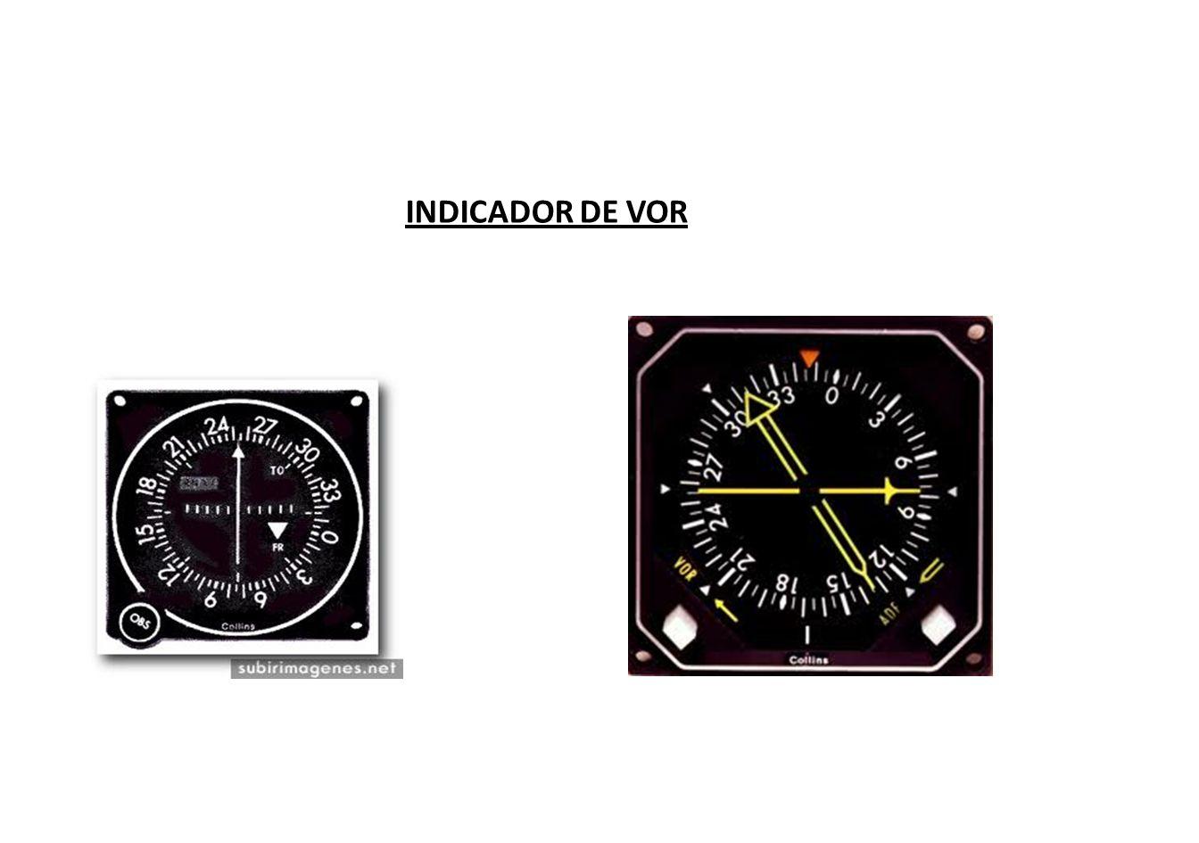 O receptor VOR, além da navegação radial, funciona como receptor localizador (sinal do LOCALIZER) durante a operação ILS (sistema de pouso por instrumento).