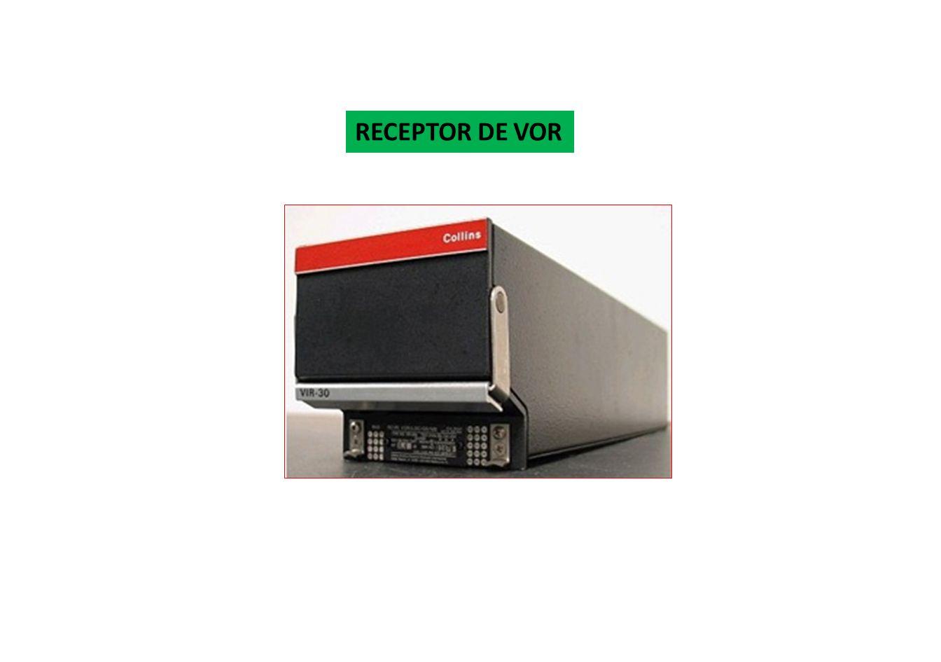 SISTEMA DE POUSO POR INSTRUMENTOS (ILS) Opera na faixa de VHF da gama de freqüência de rádio.