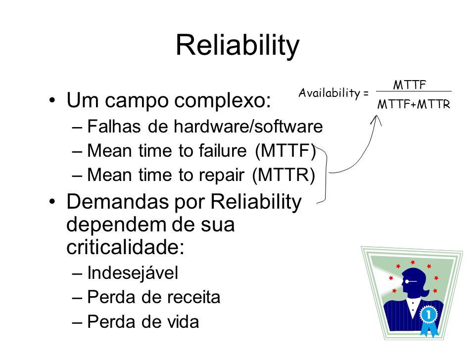 Usability Usabilidade apresenta vários aspectos: –Aprendizagem –Atratividade –Tempo para completar a tarefa –Taxa de erros Para um bom resultado, deve
