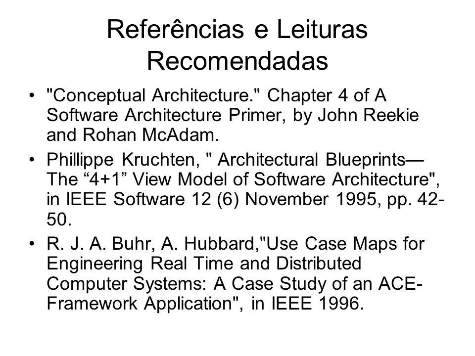 Refatoramento Re-design object-oriented –Rever comportamentos –Identificar lumps –Agregar classes simples relacionadas entre si Re-design arquitetural