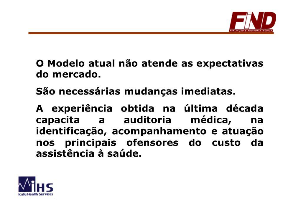 É fundamental que a auditoria seja realizada per evento.