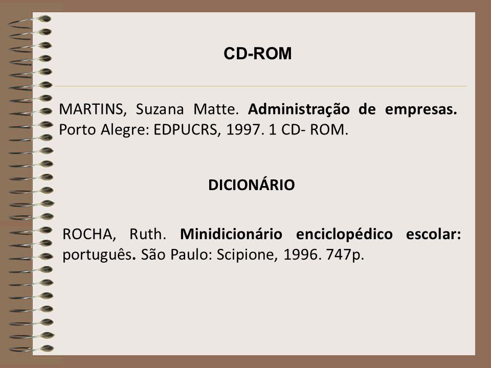 Capítulo Autor com indicação de responsabilidade ABBADE, Marinel Pereira.
