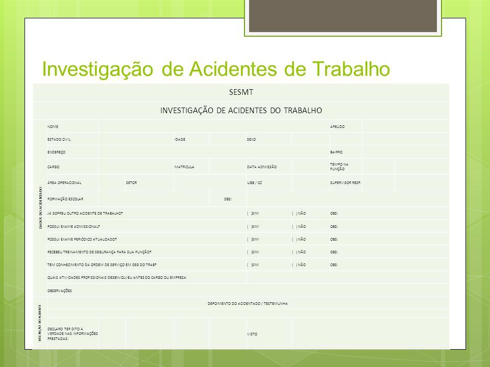 ACIDENTE DE TRABALHO CAT – COMUNICAÇÃO DE ACIDENTE DO TRABALHO A empresa deverá comunicar o acidente do trabalho à Previdência Social até o 1º dia úti
