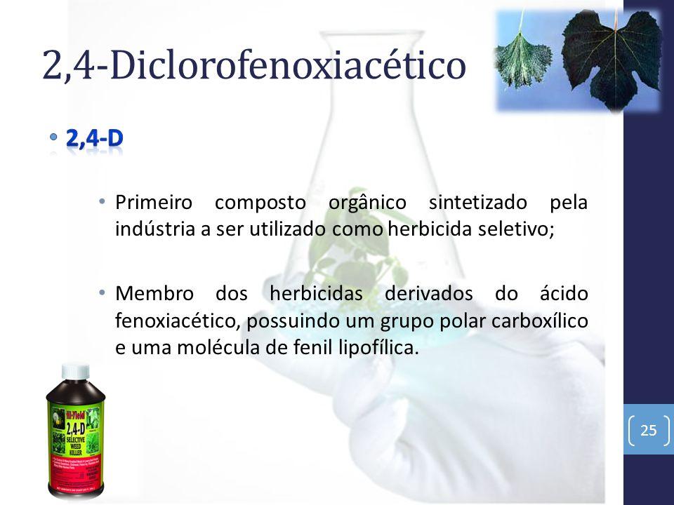 2,4-Diclorofenoxiacético 25