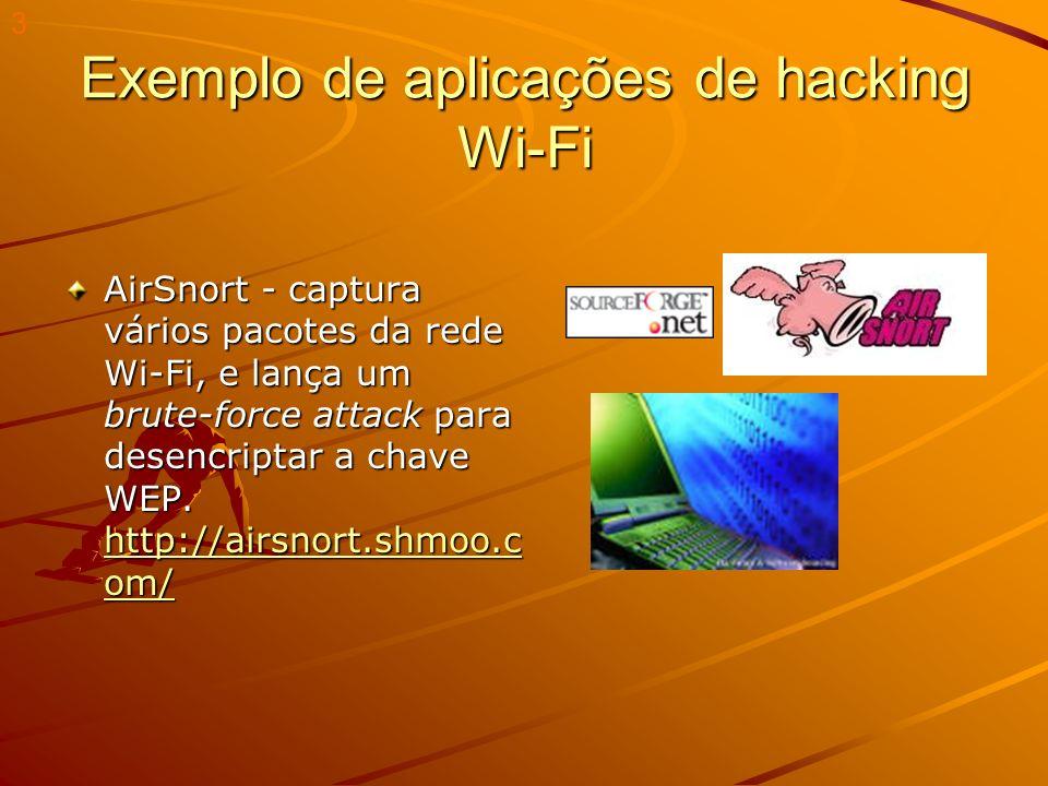 Evolução na segurança Graças ao trabalho da Wi-Fi Alliance, avançou-se na melhoria da segurança wireless – 802.11i.
