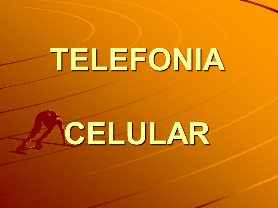 TECNOLOGIAVELOCIDADEMEIO FÍSICO Serviço de telefonia móvel ( GSM ) De 9,6 a 14,4 KbpsRF no espaço (wireless ) Serviços de dados de alta velocidade comutados por circuitos ( HSCSD ) Até 56 KbpsRF no espaço (sem fio) General Parcket Radio Service- GPRS De 56 a 114 KbpsRF no espaço ( sem fio ) Enhanced Data GSM Environment ( EDGE) 384 kbpsRF no espaço ( sem fio ) Universal Mobile Telecomunications Service ( UMTH ) Até 2 MbpsRF no espaço ( sem fio )