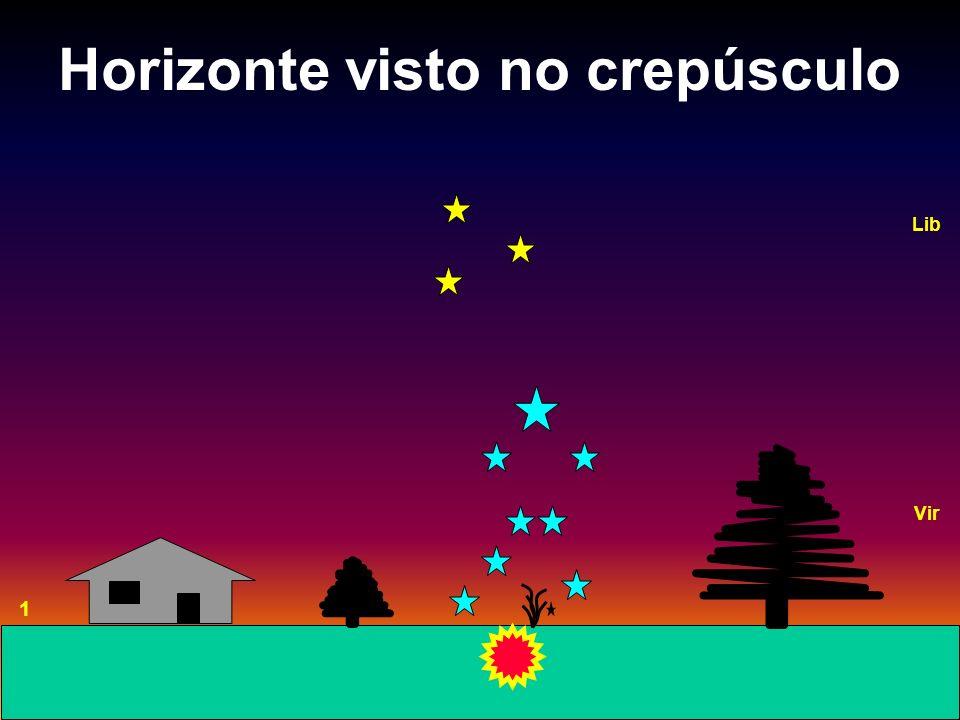 Horizonte visto no crepúsculo 1 Vir Lib