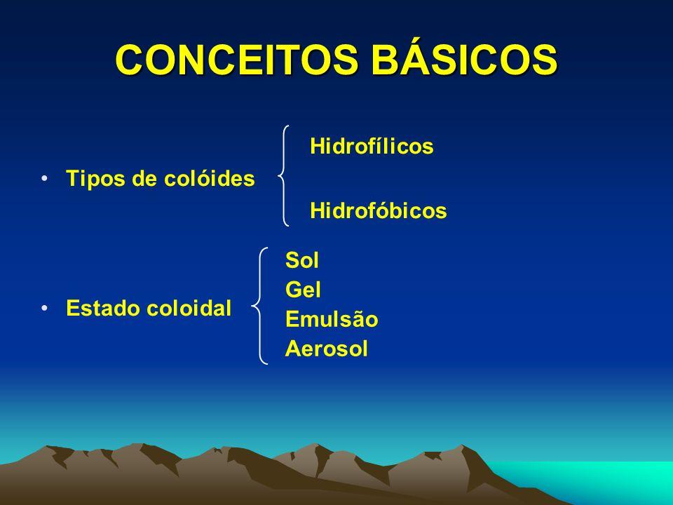 COAGULAÇÃO Mistura rápida entre o coagulante e o efluente provocando a hidrolisação, polimerização e reação com alcalinidade; Formação do gel e desestabilização das cargas (potencial zeta tendendo a zero); Tempo de reação = 1s; Mistura: misturadores hidráulicos ou mecânicos; Tempo de residência: 0,5 à 1,5min; Gradiente de velocidade: 500-1500s -1.