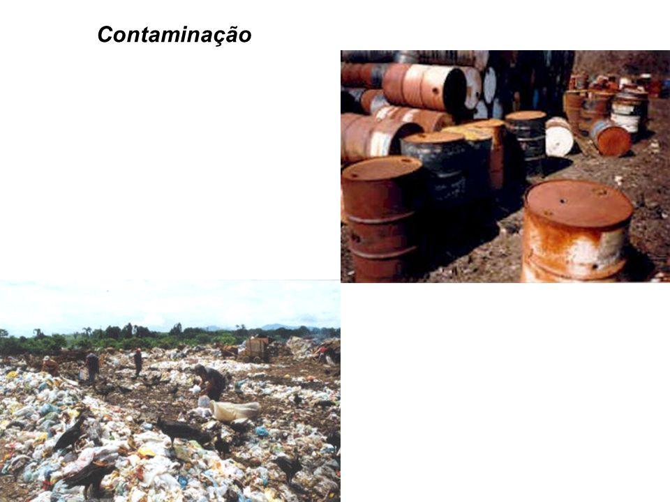 Material orgânico Fontes de matéria orgânica (exemplos): - Resíduos Agrícolas.