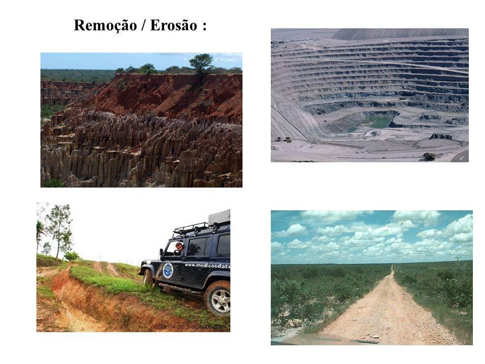 Remoção / Erosão : http://4.bp.blogspot.com