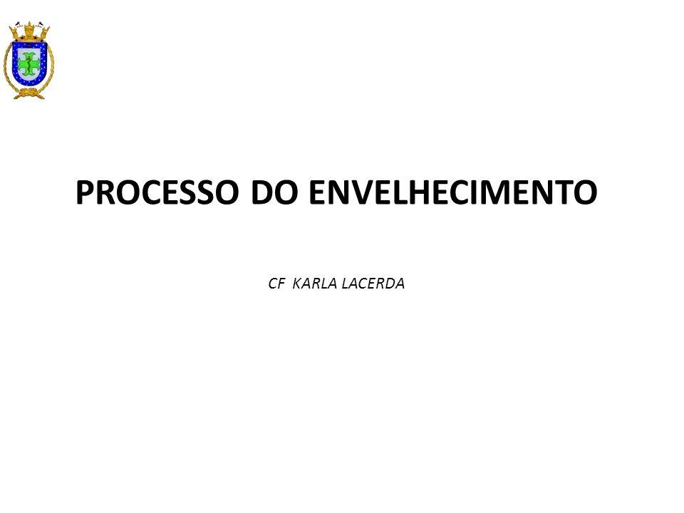 PROCESSO DO ENVELHECIMENTO CF KARLA LACERDA