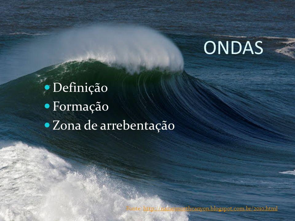 CORRENTES Correntes superficiais oceânicas Fonte: http://cursos.unisanta.br/oceanografia.htm