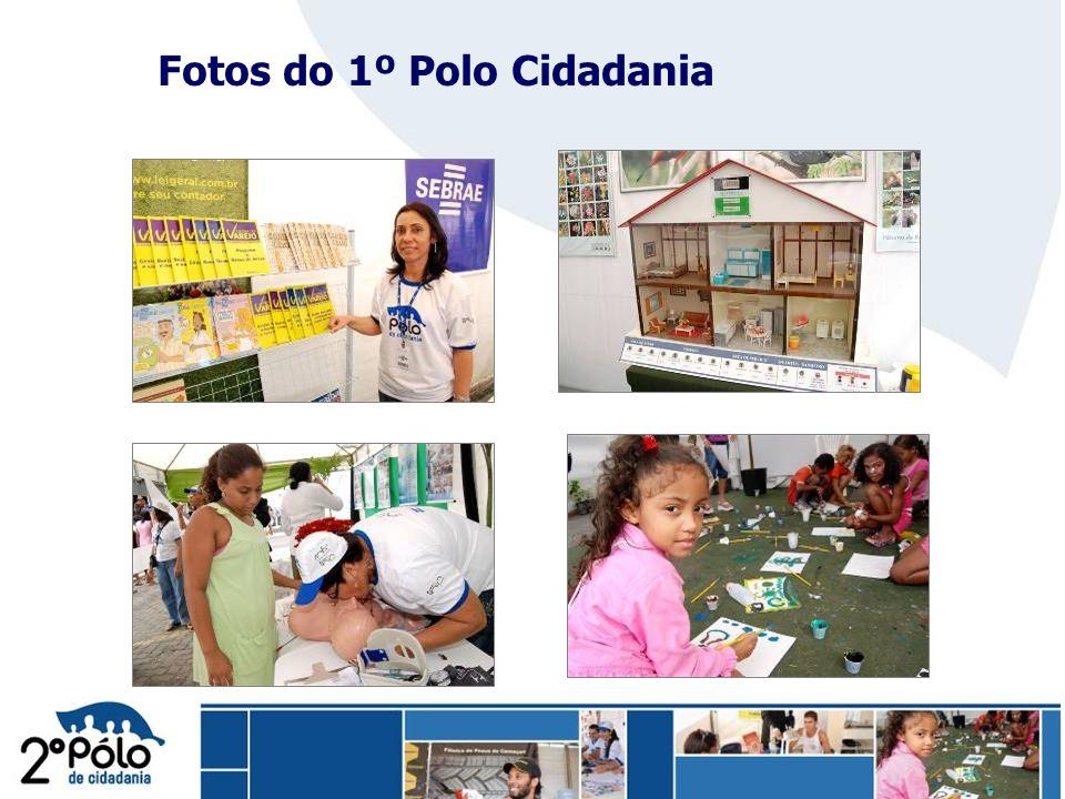 Company Confidential Fotos do 1º Polo Cidadania