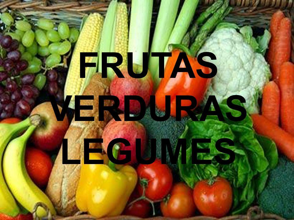 FRUTAS VERDURAS LEGUMES