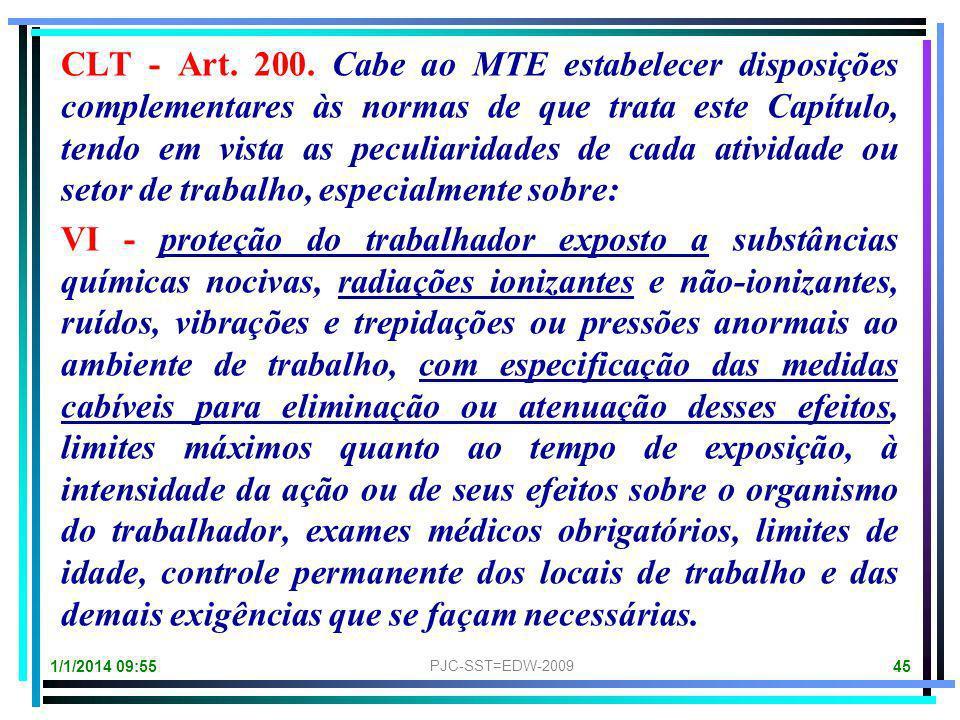 1/1/2014 09:57 PJC-SST=EDW-2009 44 OJ-SDI-1-TST n. 345. ADICIONAL DE PERICULOSIDADE. RADIAÇÃO IONIZANTE OU SUBSTÂNCIA RADIOATIVA. DEVIDO. A exposição